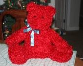Minky Teddy Bear