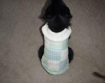 Saturday Morning Dog Coat