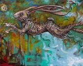 The Rabbit's Labyrinth