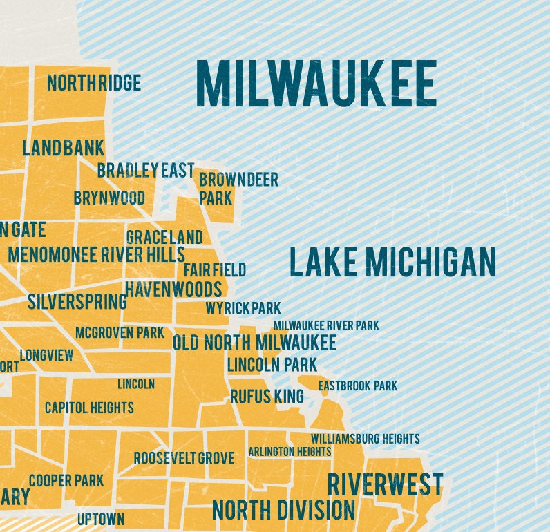 City Of Milwaukee Neighborhoods Related Keywords