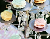 12 Little Pastel Pretties Buttercreme Cookie-Wiches - tookies