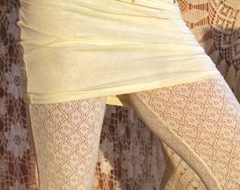 SALE Organic cotton skirt/tube topp.Before 35 dollar.NOW 20 dollar