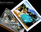 McWay Falls, Big Sur - Photo PUZZLE (285 pieces)