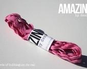2 yards - Bubblegum Pink Ric Rac Ribbon