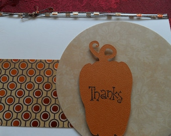 Fall cards - set of 3 - multiple occasion