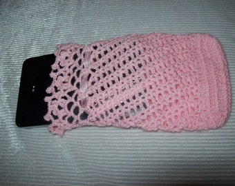Lovely iPod/mp3/cell phone Cozy.