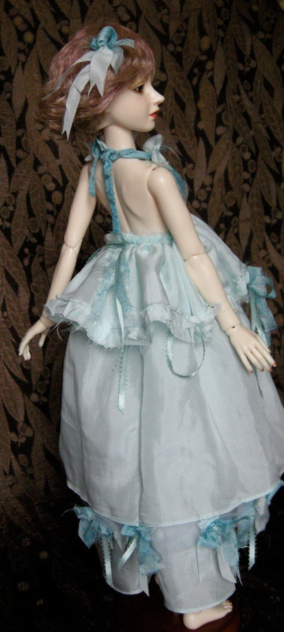 BJD clothes Springtime Breeze dress
