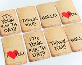 8 All Occasion Gift Tags In A Pack
