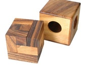 Crazy Soma Cube , wood puzzle game