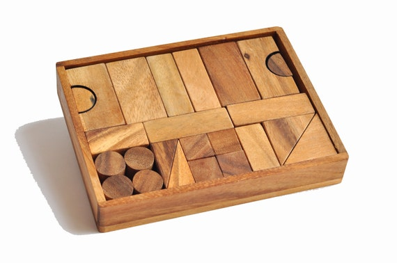 Wooden building blocks kids toys wooden games by for Things to build with wood for kids