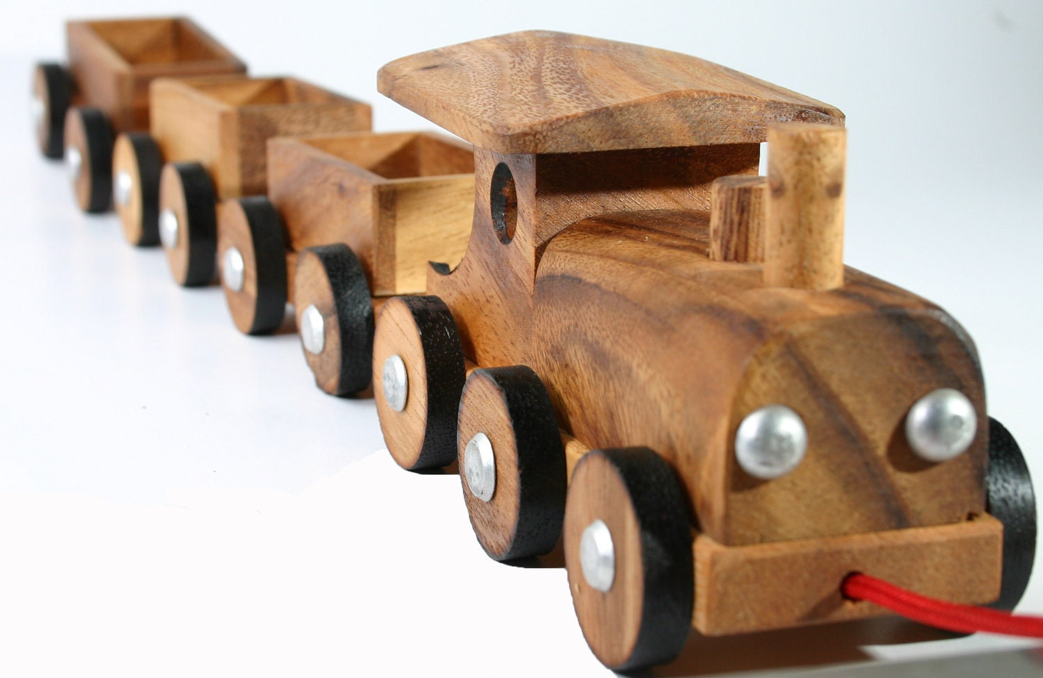 Wooden Toy Trains 68