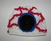 Blood Shot Eye Toddler Hat