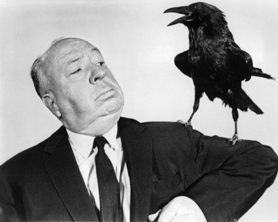 Alfred Hitchcock - Cross stitch pattern pdf format