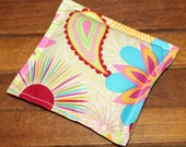 RESERVED for TINYLOVETREASURES - Owie pouchies cotton flaxseed - Boo boo bag