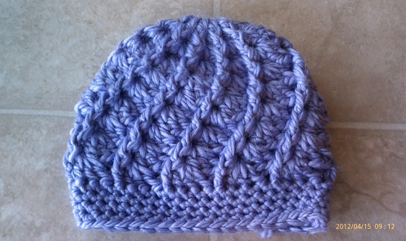 Crochet Hat Pattern Spiral Rib : Etsy - Your place to buy and sell all things handmade ...