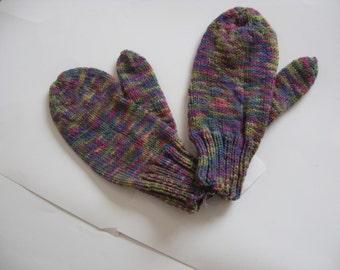 Hand-Made Mittens Mens Artist Print