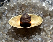 Cinnamon Girl Crystal Ring