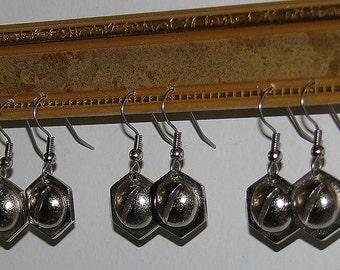 Nuts & Bolts Earrings