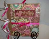 A Grandmother's Love Premade Scrapbook