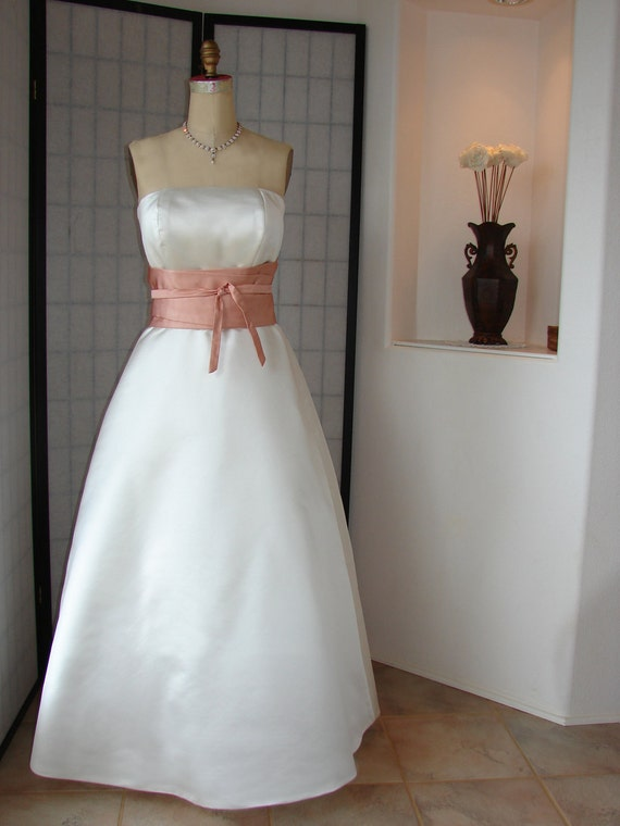 Items similar to Asian Inspired Wedding Custom Gown on Etsy