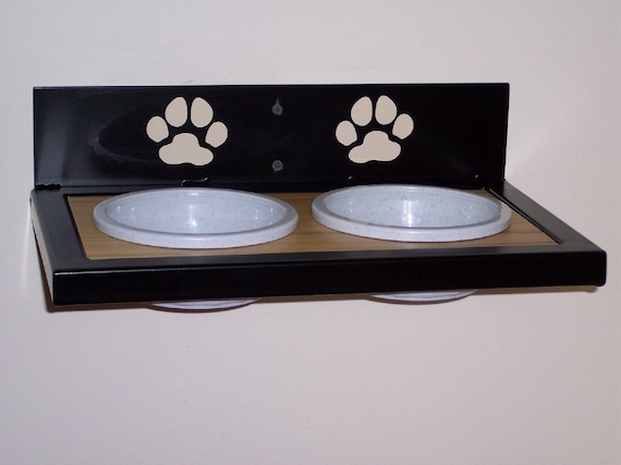 Smaller Dog Dish Feeder, Dog Dish Holder, Pet Supplies, Pet Feeding, Dog Supplies, Dog Dish, Animal Accessories, Dog Accessories