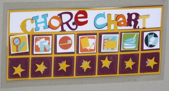 Chore Charts - GIRL