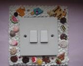 Light Switch Plate - Sweet Treats