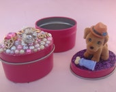Mini Tins - Hello Kitty & Puppy Love