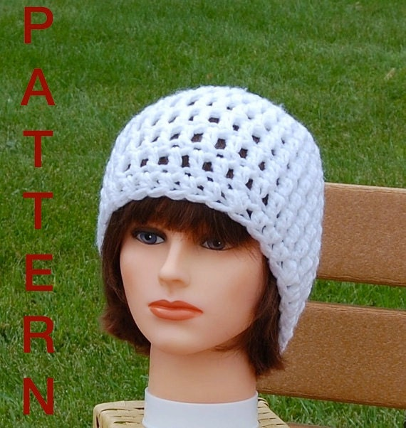 Crochet Hat Patterns Adults : 301 Moved Permanently