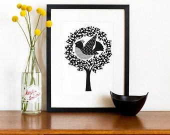 Robyn's Nest Print