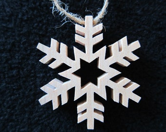 Snowflake - 22 Maple