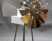 Water Pump Windmill Model