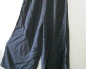 50% OFF SALE Black Palazzo- Black Pants- Originally 30 dollars