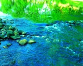 Spring Rapids-Fine Art Photography 5x7