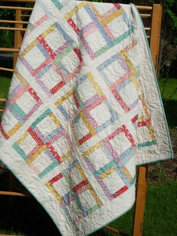 Chelsea Morning Easy Quilt Pattern Multiple by ...