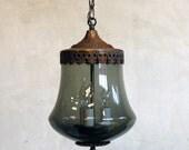 Illume - Antique Chandelier Lamp