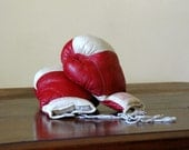 Challenger // Vintage Boxing Gloves