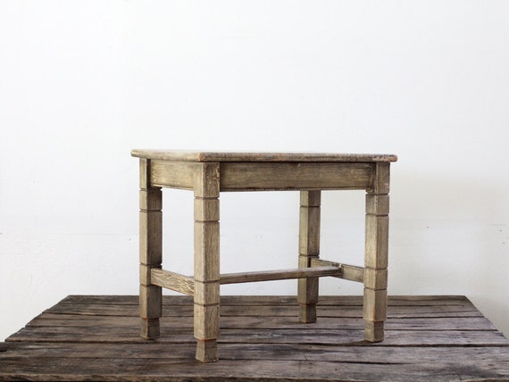 Monterey Stool // Vintage California Ranch Furniture