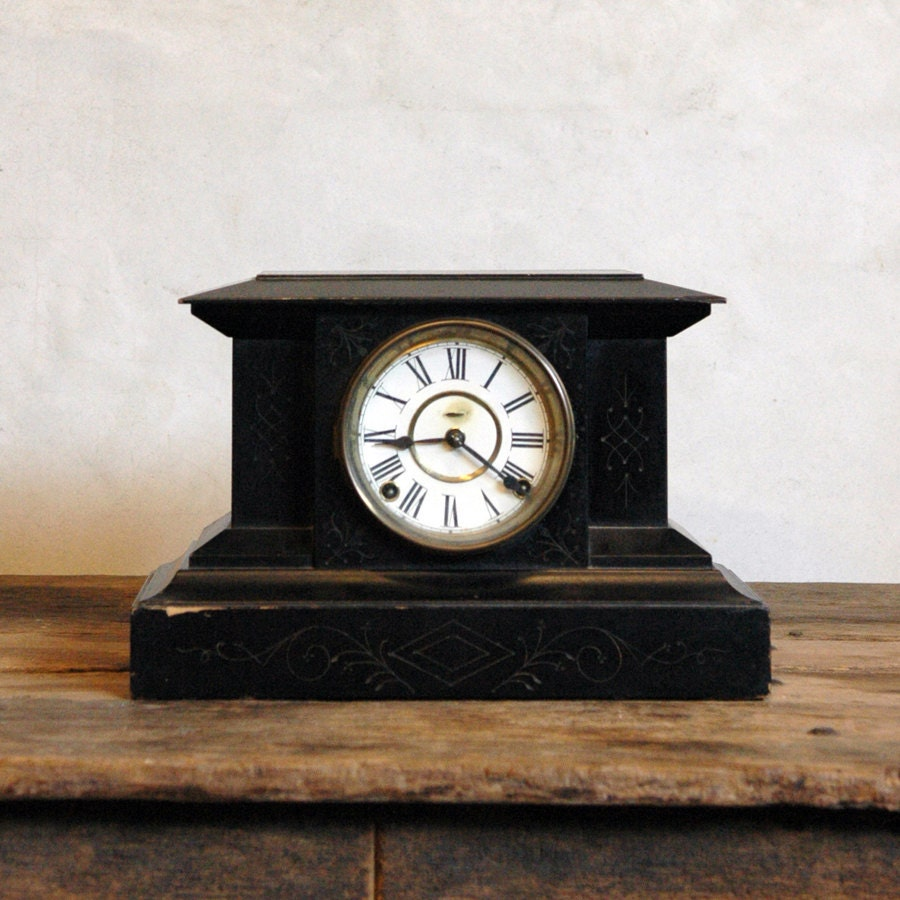 E Ingraham Old Clocks 102