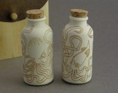 Squid and Octopus Jars