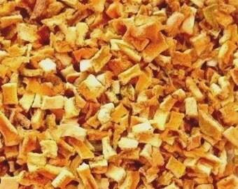 1 oz Dried Orange peel