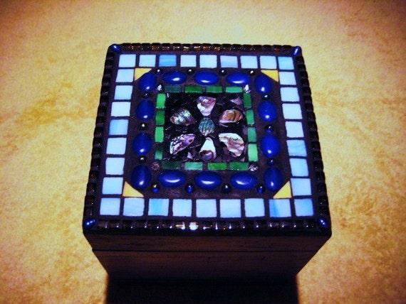 Mosaic Memory Box