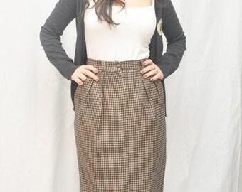 My Fair Lady High Waisted Skirt