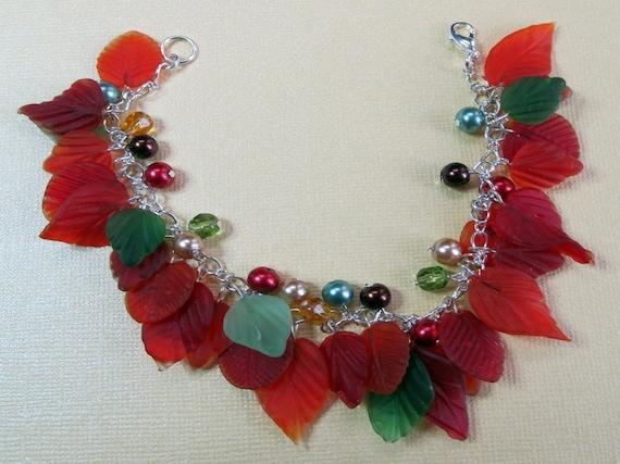 Autumn Scene Bracelet