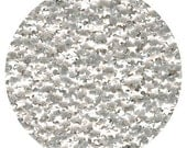 Silver Star Edible Glitter, Silver Star Edible Glitter for Decorating Cupcakes, Cakes and Cookies