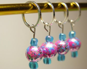 Stitch Markers - Set of 4