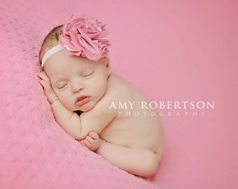 The DOLL BABY Headband - Preemie to Adult Sizes Available