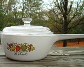 Vintage Le Persil Corning Ware Cookware