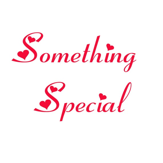 Special Listing - Custom order for Cynthia