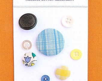 SALE - Fabulous Handmade Buttons